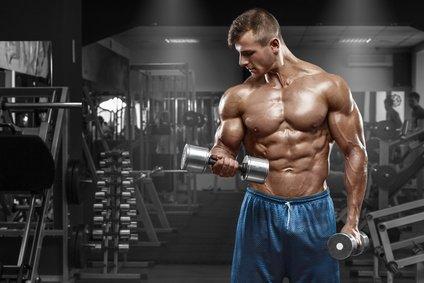 Muskelaufbau durch mehr natürliches Testosteron