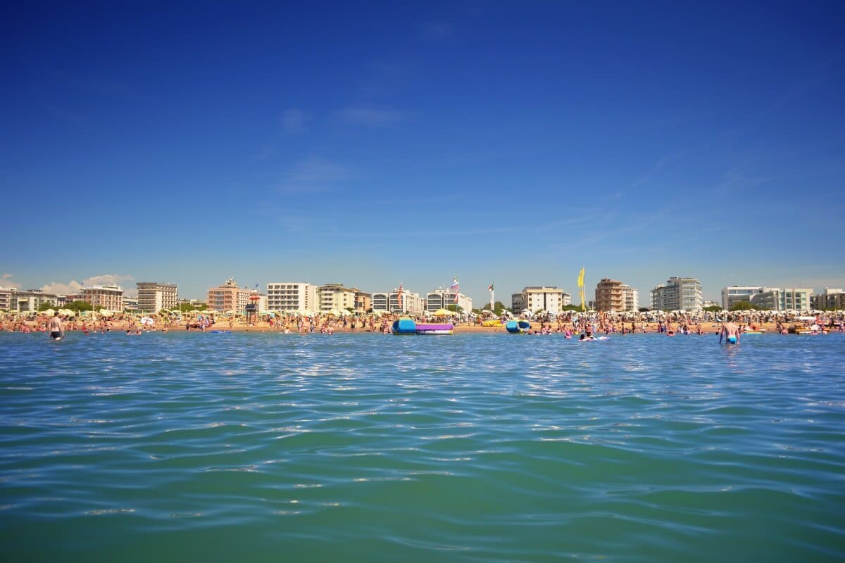 Strandurlaub in Bibione