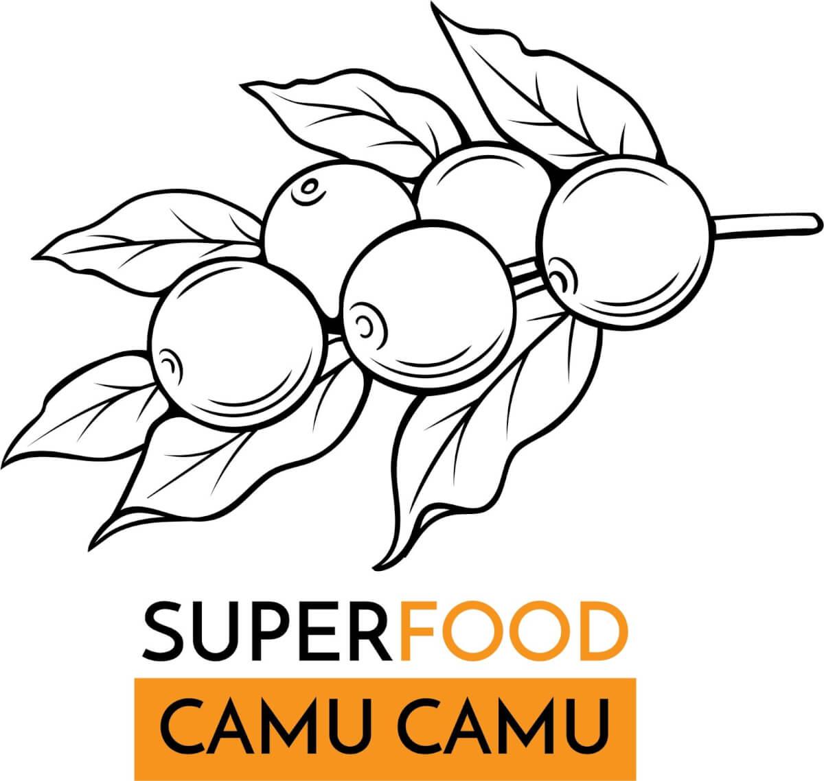 Superfood Camu Camu Grafik