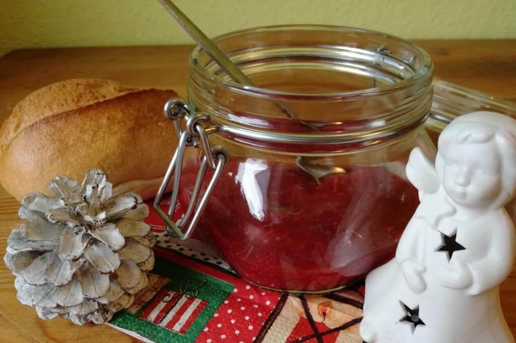 Chia Marmelade selber machen 1