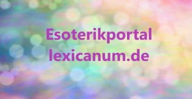 Lexicanum - Dein Esoterikportal