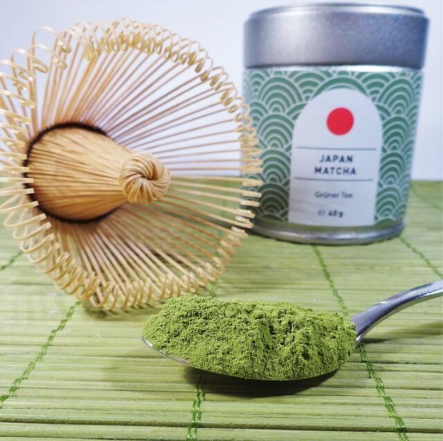 Mineralöl in Matcha-Tee gefunden
