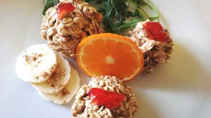 Rezept für Energy Frucht Bällchen