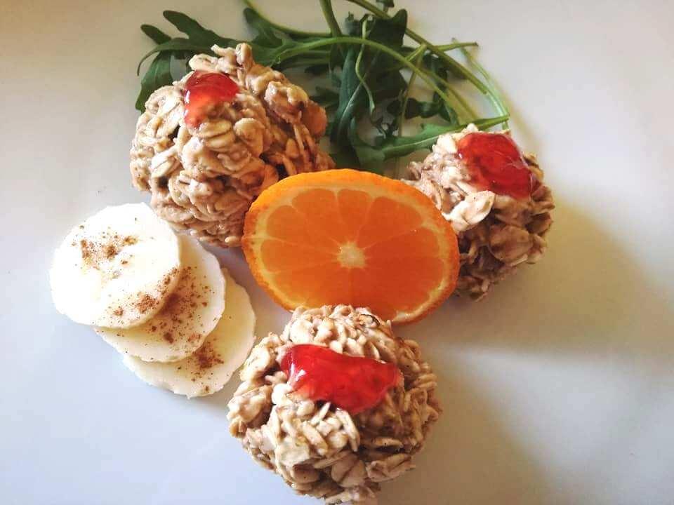 Rezept für Energy Frucht Bällchen 1