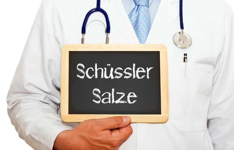 Schüßler-Salze 1