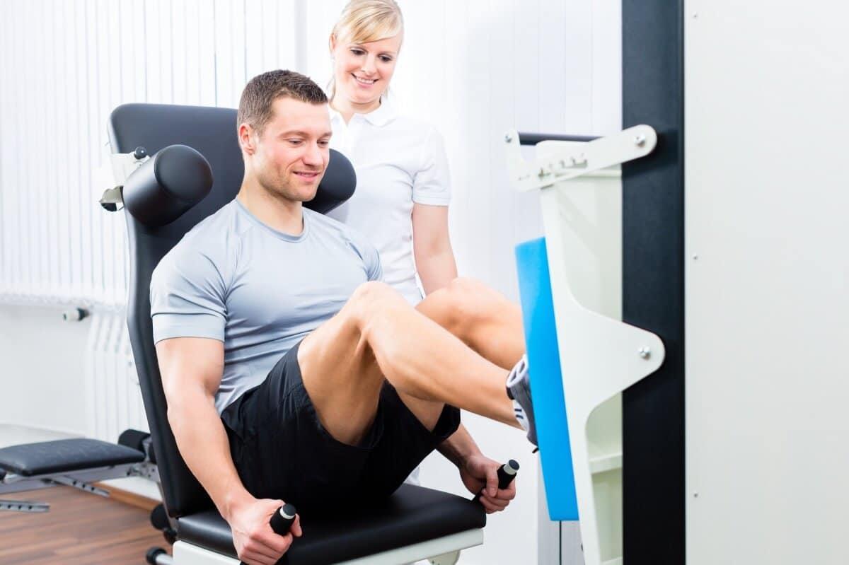 Sporttherapeut